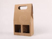 Darčeková krabica na 2x0,5kg medu