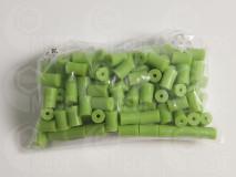 Távköztartó szöggel zöld 100db